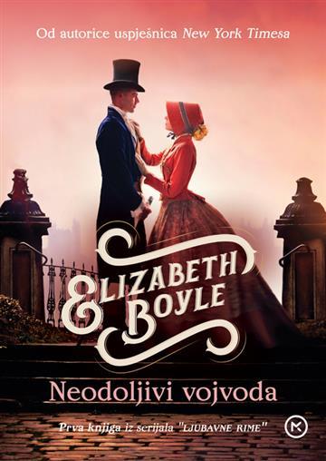 Neodoljivi vojvoda - Elizabeth Boyle