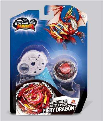 Nado V Classic series - Fiery Dragon - Nado