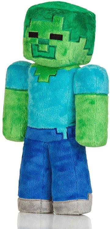 Minecraft Zombie Plush - Jinx