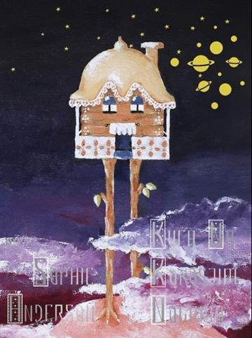 Kuća na kokošjim nogama - Sophie Anderson