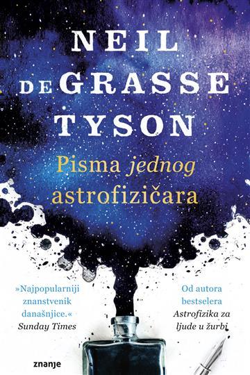 Pisma jednog astrofizičara - Neil deGrasse Tyson