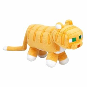 Minecraft Adventure Tabby Cat Plush - Jinx
