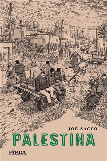 Palestina - Joe Sacco