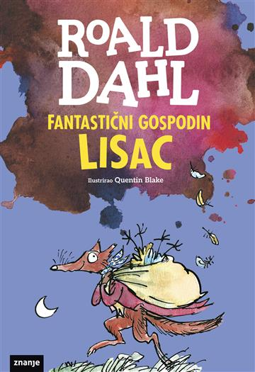 Fantastični gospodin Lisac - Roald Dahl