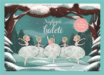 Najljepši baleti - Élodie Fondacci, Gemma Roman, Hasson Création