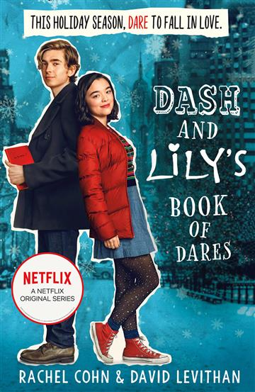 Dash and Lily's Book of Dares - Rachel Cohn , David Levithan