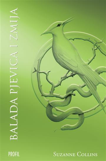 Profil knjiga predstavlja: Balada pjevica i zmija