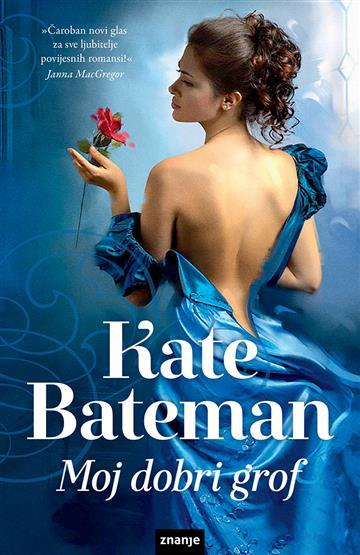 Moj dobri grof  - Kate Bateman