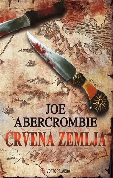 Crvena zemlja - Joe Abercrombie