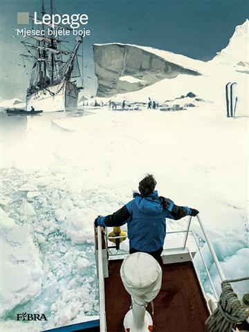 Mjesec bijele boje - Emmanuel Lepage, François Lepage