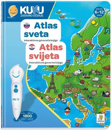 Kuku zabavno učenje: Atlas svijeta - KUKU
