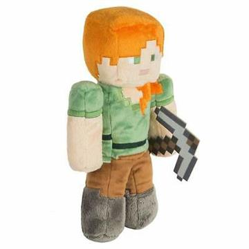 Minecraft Alex Plush - Jinx