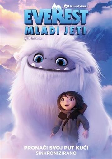 Everest: Mladi Jeti - DreamWorks