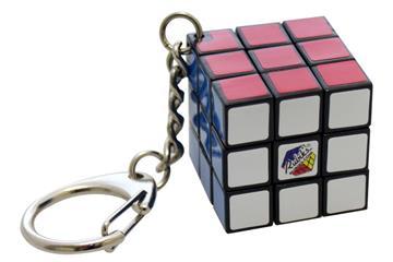 Rubikova kocka - 3X3 Keychain - Rubik's