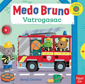 Medo Bruno - Vatrogasac - Benji Davies