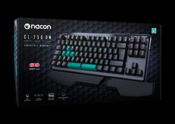 Nacon PC Compact Gaming mehanička tipkovnica - BIGBEN