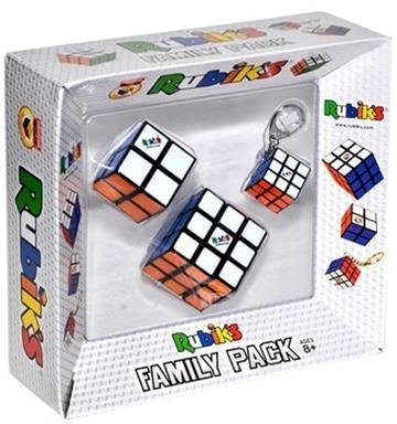 Rubiks Family Pack - Rubik's