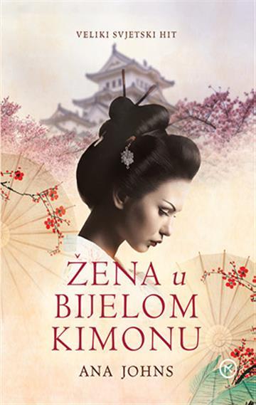 Žena u bijelom kimonu - Ana Johns