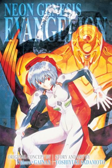 Neon Genesis Evangelion 3-in-1 Edition, vol. 02 - Yoshiyuki Sadamoto