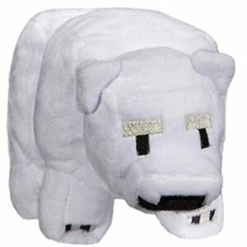 Minecraft Baby Polar Bear Plush - Jinx