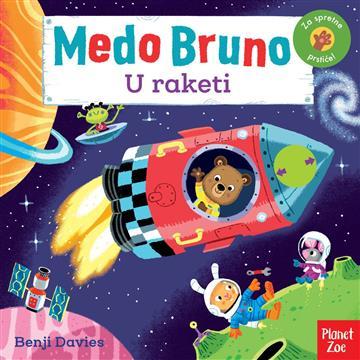 Medo Bruno - U raketi - Benji Davies