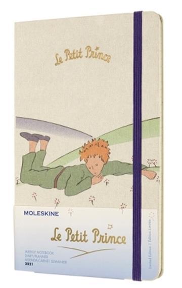 Moleskine Limited Edition Petit Prince 2021  Weekly Large Diary: Landscape - Moleskine